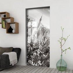 Drzwi Szklane Przesuwne 75 GR-H06 KASETA