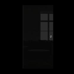 Drzwi Szklane Przesuwne 75 VSG CZARNE KASETA