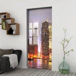 Drzwi Szklane Przesuwne 750 GR-H011 KASETA