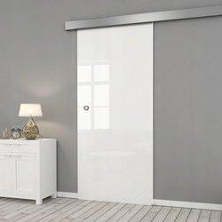 Drzwi Szklane Przesuwne 750X2095 8MM FLOAT ESG/VSG