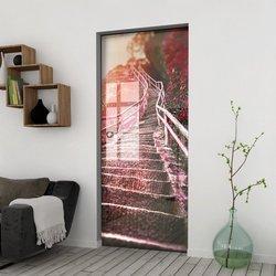 Drzwi Szklane Przesuwne 85 GR-H010 KASETA
